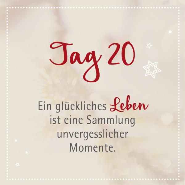 Edenlehen Adventkalender - Tag 20